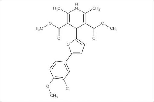 Dimethyl 4-(5-(3-chloro-4-methoxyphenyl)furan-2-yl)-2,6-dimethyl-1,4-dihydropyridine-3,5-dicarboxylate