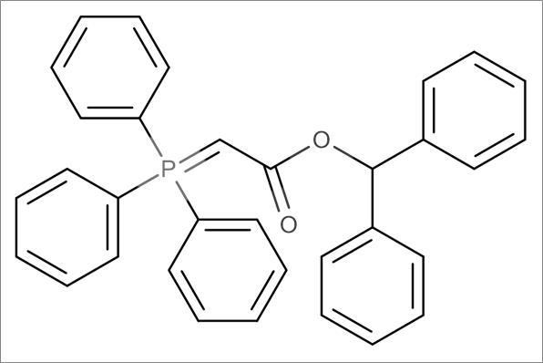 (Diphenylmethyl)oxycarbonylmethyltriphenylphosphorane