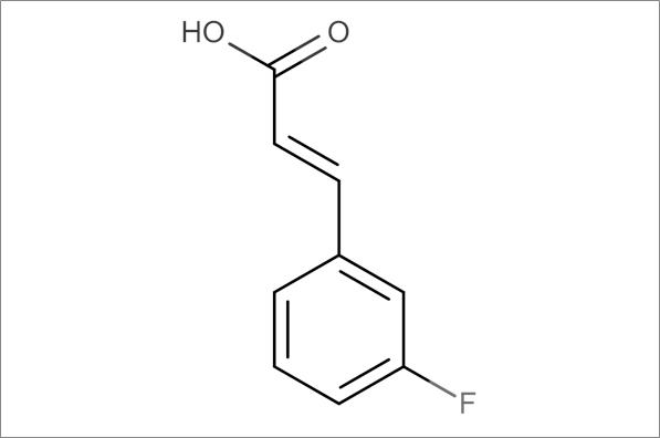 (E)-3-(3-Fluorophenyl)acrylic acid