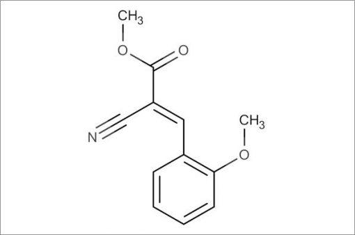(E)-Methyl 2-cyano-3-(2-methoxyphenyl)acrylate