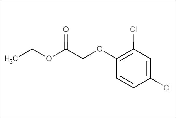 Ethyl 2,4-dichlorophenyloxy acetate