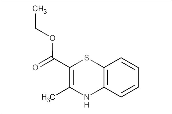 Ethyl 3-methyl-4H-1,4-benzothiazine-2-carboxylate