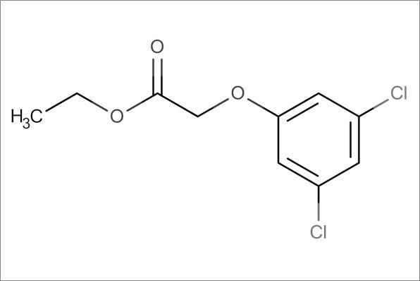 Ethyl 3,5-dichlorophenyloxy acetate