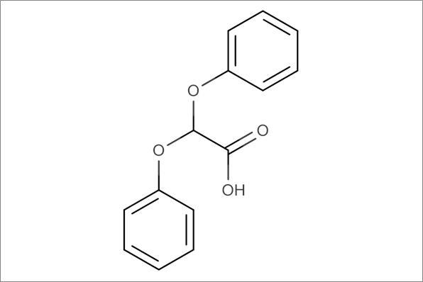 Medifoxamine acid metabolite