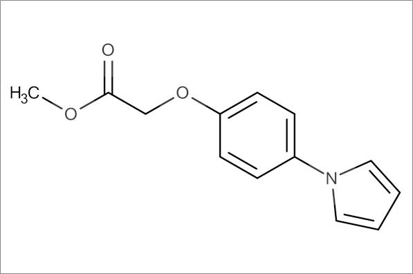 Methyl 2-(4-(1H-pyrrol-1-yl)phenoxy)acetate
