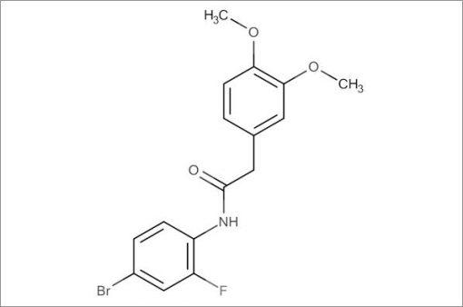 N-(4-Bromo-2-fluorophenyl)-2-(3,4-dimethoxyphenyl)acetamide