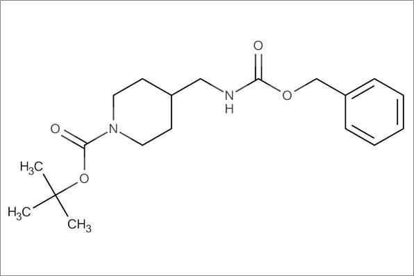 N-BOC-4(benzyloxycarbonylaminomethyl)piperidine
