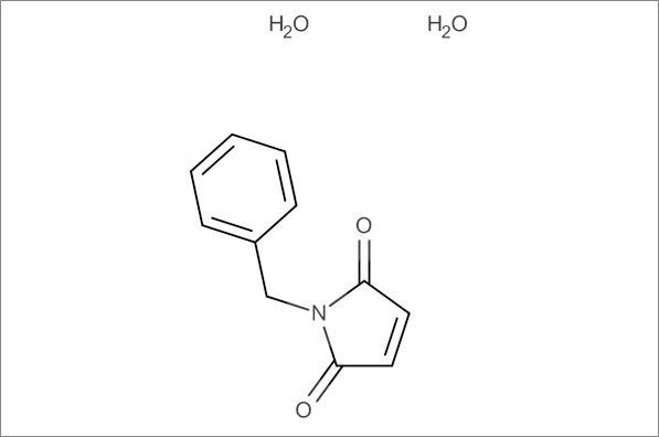 N-Benzylmaleimide dihydrate
