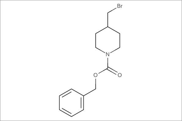 N-(Benzyloxycarbonyl)-4-(bromomethyl)piperidine