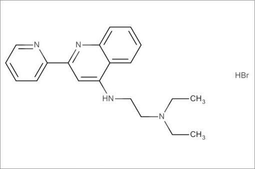 N',N'-Diethyl-N-(2-(pyridin-2-yl)quinolin-4-yl)ethane-1,2-diamine hydrobromide