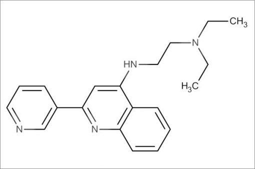 N',N'-Diethyl-N-(2-(pyridin-3-yl)quinolin-4-yl)ethane-1,2-diamine