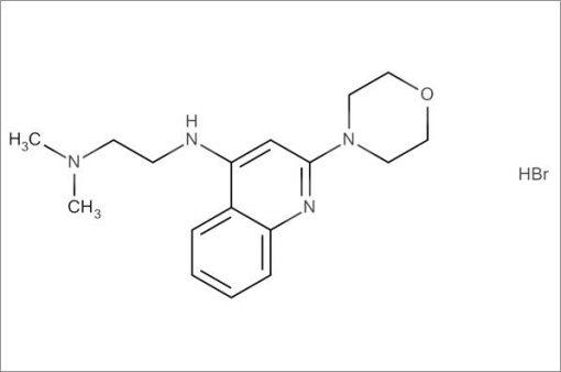 N',N'-Dimethyl-N-(2-morpholinoquinolin-4-yl)ethane-1,2-diamine hydrobromide