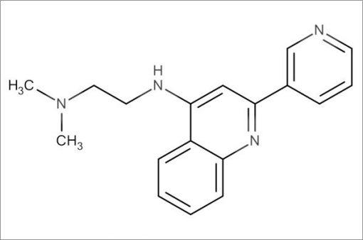 N',N'-Dimethyl-N-(2-(pyridin-3-yl)quinolin-4-yl)ethane-1,2-diamine