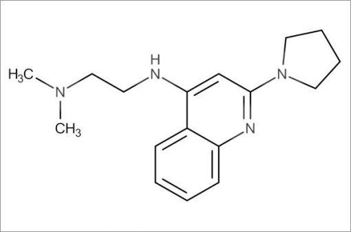 N',N'-Dimethyl-N-(2-(pyrrolidin-1-yl)quinolin-4-yl)ethane-1,2-diamine