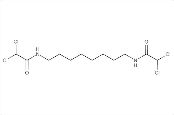 N,N'-Octamethylenebis(dichloroacetamide)