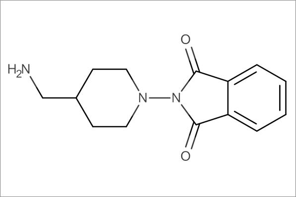 (Phthalimido-4-aminomethyl)piperidine