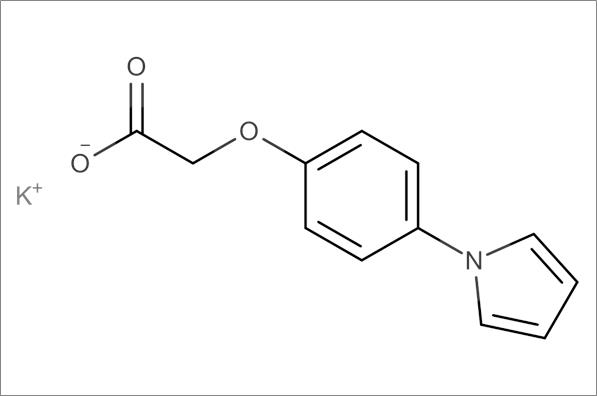 Potassium 2-(4-(1H-pyrrol-1-yl)phenoxy)acetate