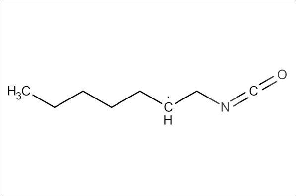 (S)-(+)-2-Heptyl isocyanate