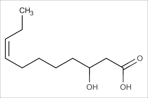 cis-3-Hydroxyundec-8-enoic acid, min.