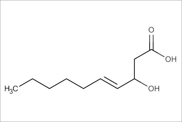 trans-3-Hydroxydec-4-enoic acid, min.