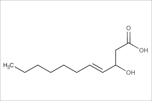 trans-3-Hydroxyundec-4-enoic acid, min.